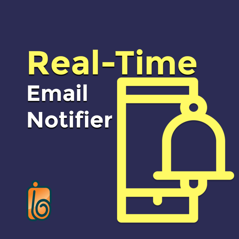 Realtime Email Notifier